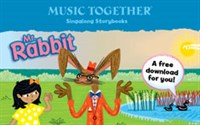 Mr. Rabbit Singalong Boardbook
